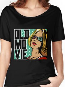 Old movie Women's Relaxed Fit T-Shirt