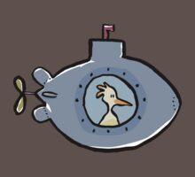 submarine One Piece - Short Sleeve