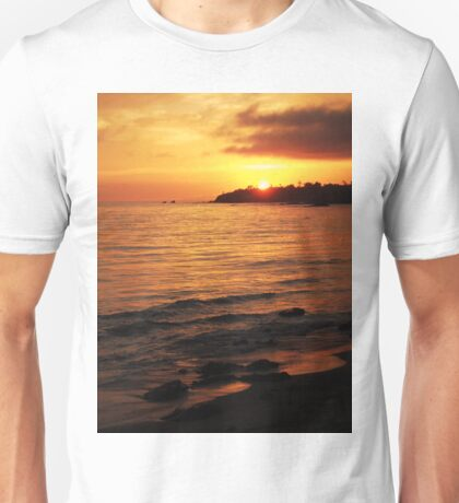 Laguna Sunset Unisex T-Shirt