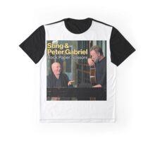 Sting & Peter Gabriel TOUR 2016 3a Graphic T-Shirt
