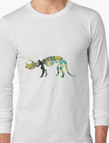 Triceratops prorsus Long Sleeve T-Shirt