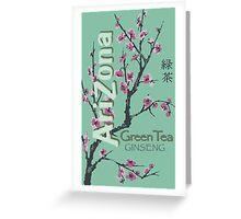 Arizona Ginseng and Honey Greeting Card