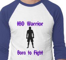 Born to fight Men's Baseball ¾ T-Shirt