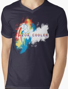 20% cooler Mens V-Neck T-Shirt