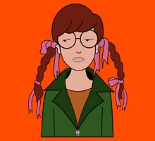 Daria Hair Braids Unisex T-Shirt