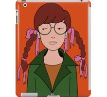 Daria Hair Braids iPad Case/Skin