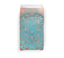 Flower of Life Duvet Cover