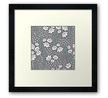Flower Garden 007 Framed Print
