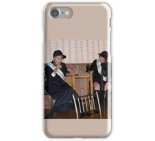 Welcome To Sadie's Saloon II iPhone Case/Skin