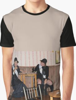 Welcome To Sadie's Saloon II Graphic T-Shirt