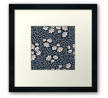 Flower Garden 008 Framed Print