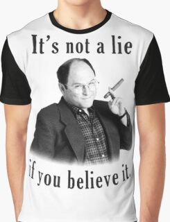 George Costanza Graphic T-Shirt