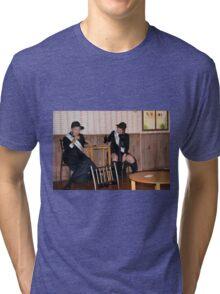 Welcome To Sadie's Saloon II Tri-blend T-Shirt