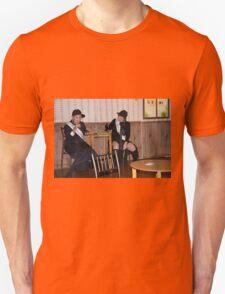Welcome To Sadie's Saloon II Unisex T-Shirt