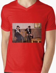 Welcome To Sadie's Saloon II Mens V-Neck T-Shirt