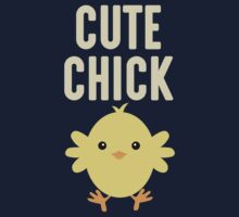Funny Cute Chick T Shirt Kids Clothes