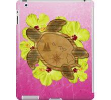 Honu Hawaiian Map iPad Case/Skin