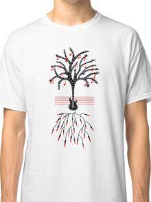Guitar tree black Classic T-Shirt
