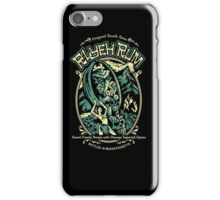 R'lyeh Rum iPhone Case/Skin