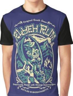 R'lyeh Rum Graphic T-Shirt