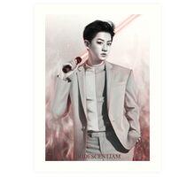 | A Life Saver | - Chanyeol Art Print