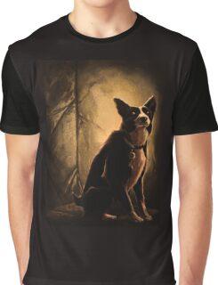 border collie Graphic T-Shirt
