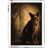 border collie iPad Case/Skin