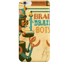 Braindrain iPhone Case/Skin