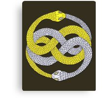 The Neverending Story - Symbol of Auryn Canvas Print