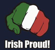 Irish Proud Kids Tee