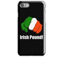 Irish Pound iPhone Case/Skin