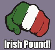Irish Pound Kids Tee