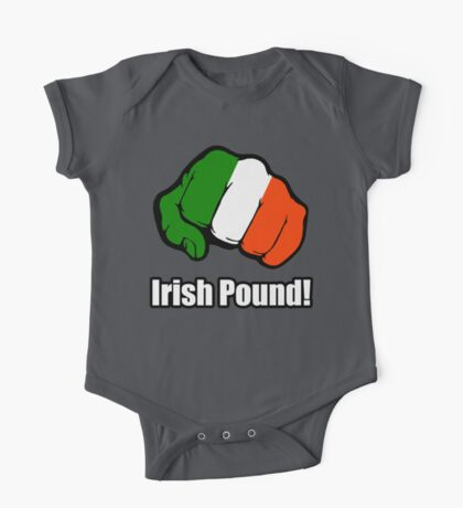 Irish Pound One Piece - Short Sleeve