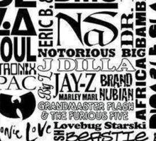 hiphop 2 Sticker