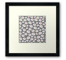 Flower Garden 015 Framed Print