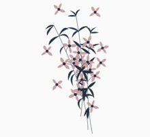 Flower Garden 016 One Piece - Short Sleeve