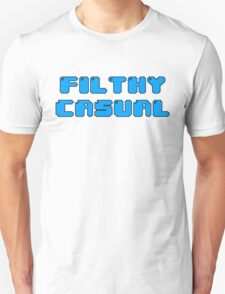 Filthy casual - Blue T-Shirt