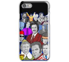 Will Ferrell collage art tribute iPhone Case/Skin