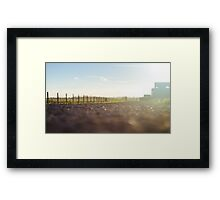 Dutch Countryside Framed Print
