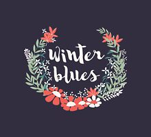 Winter Blues 001 T-Shirt