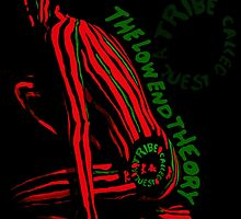 A TRIBE CALLED QUEST - THE LOW END THEORY by Denny-Modest
