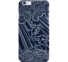 A beautiful storm iPhone Case/Skin