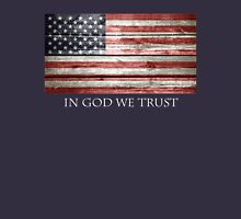 In God We Trust American Flag Unisex T-Shirt
