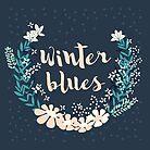 Winter Blues 004 by BlueLela