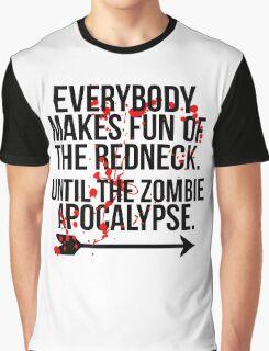 Redneck Apocalypse Graphic T-Shirt
