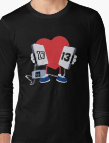 heart in defibrillation T-Shirt
