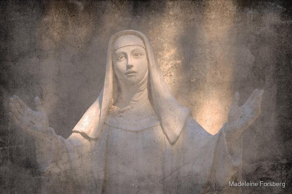 Santa Katarina of Siena by Madeleine Forsberg