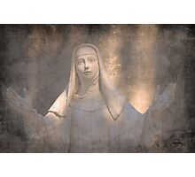 Santa Katarina of Siena Photographic Print