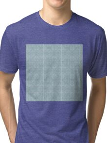 Graphic Lines Tri-blend T-Shirt
