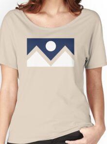 Denver Flag - alternate colors Women's Relaxed Fit T-Shirt
